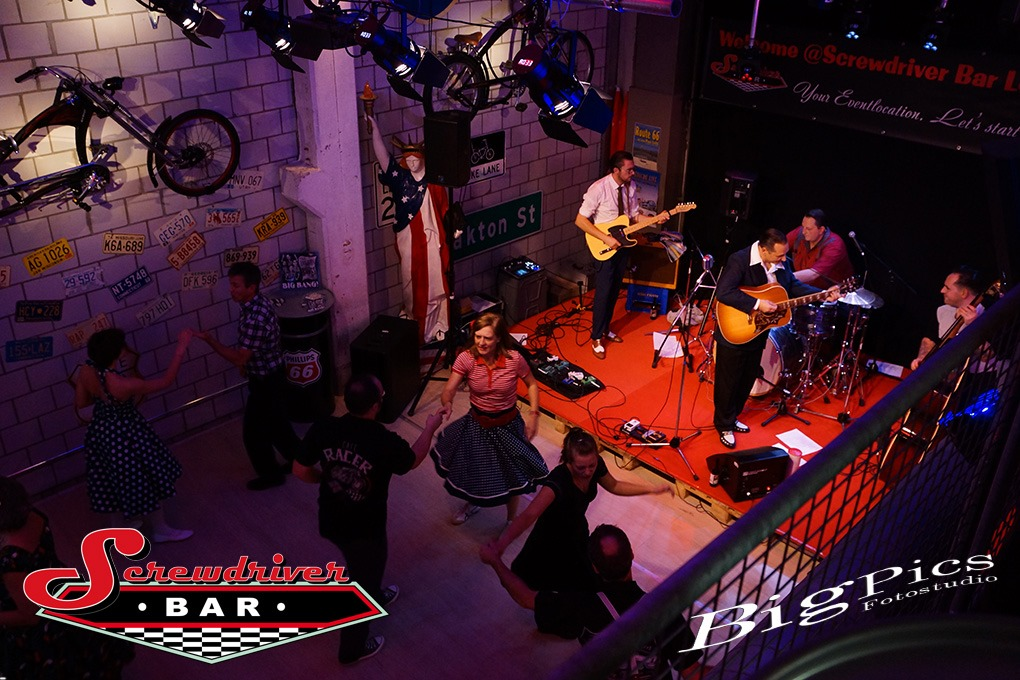 Screwdriver Bar